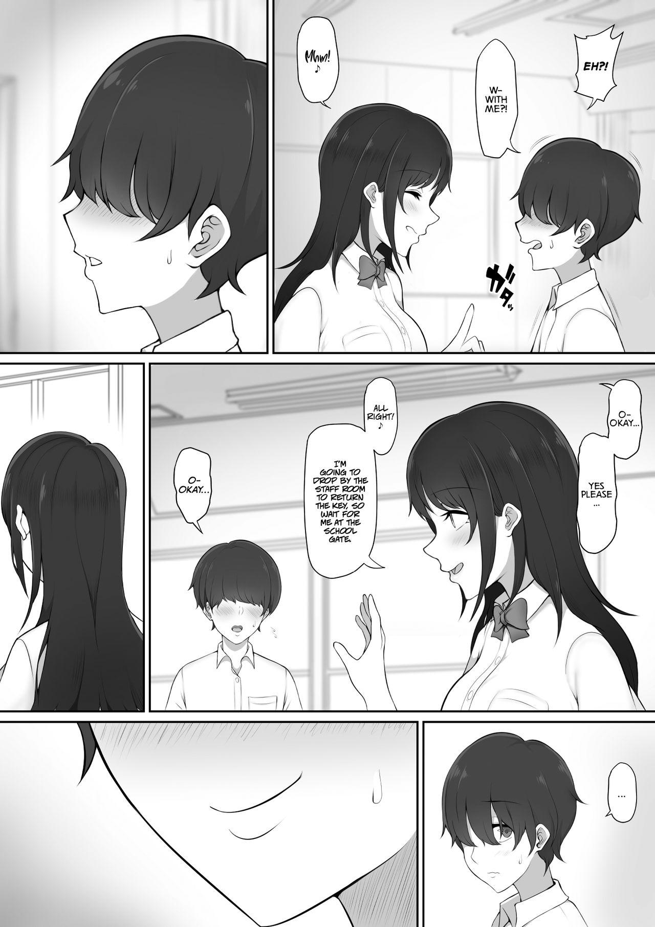 Houkago, Akogare no Senpai ni Tsurerarete- |The Senpai That I Yearn For Brought Me To Her House After School 5