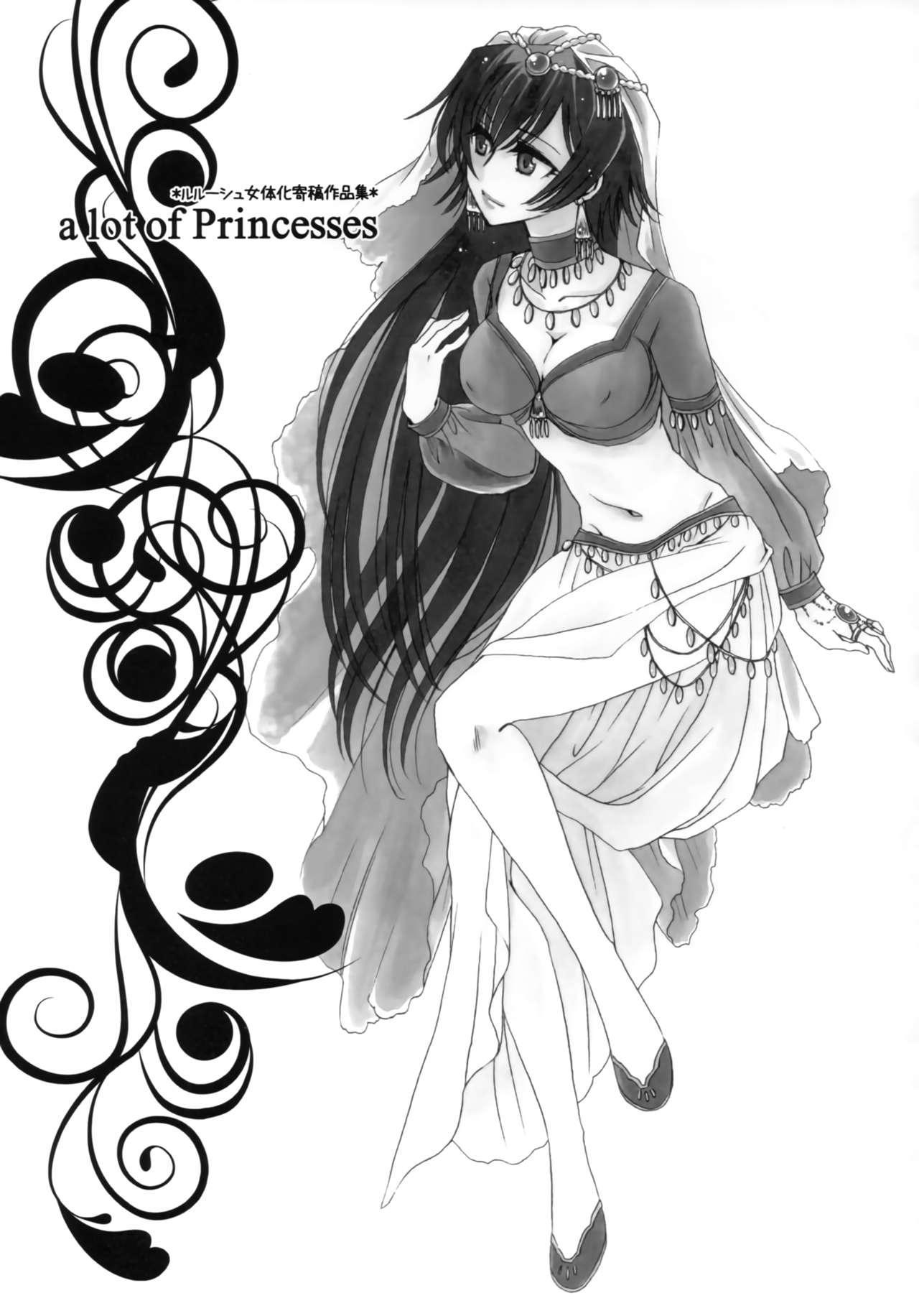 a lot of Princesses 1