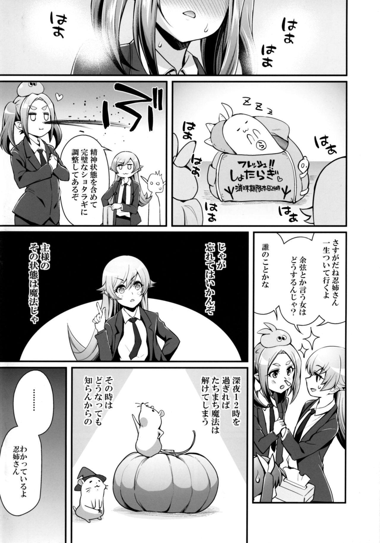 Pachimonogatari Part 14: Yotsugi Success 3