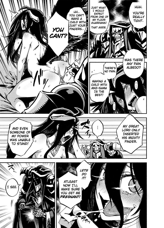 Albedo wa Goshujin-sama no Yume o Miru ka? | Do Albedo Dream of Master? 9