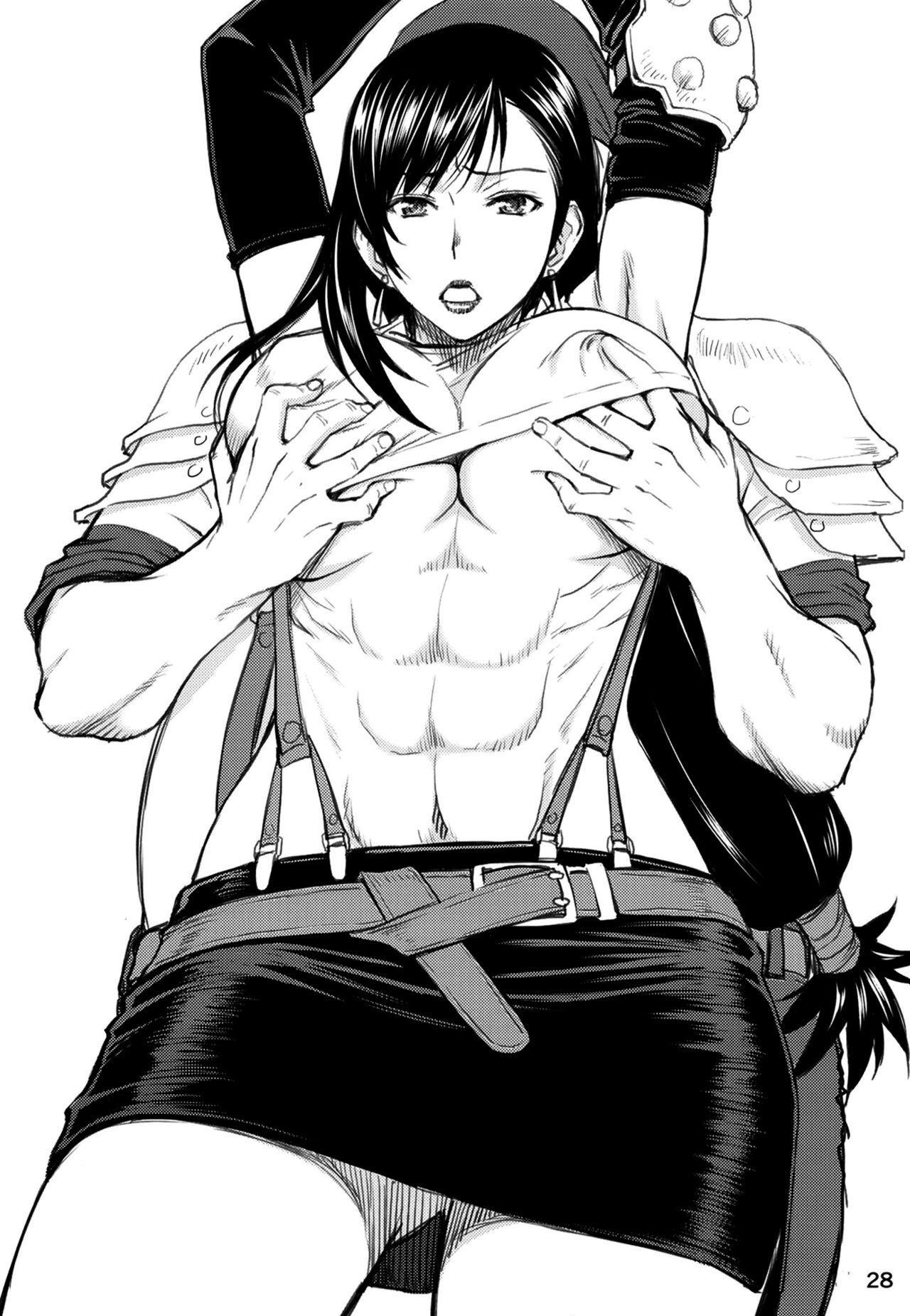 Tifa-san no Fuuzoku Kinmu 27