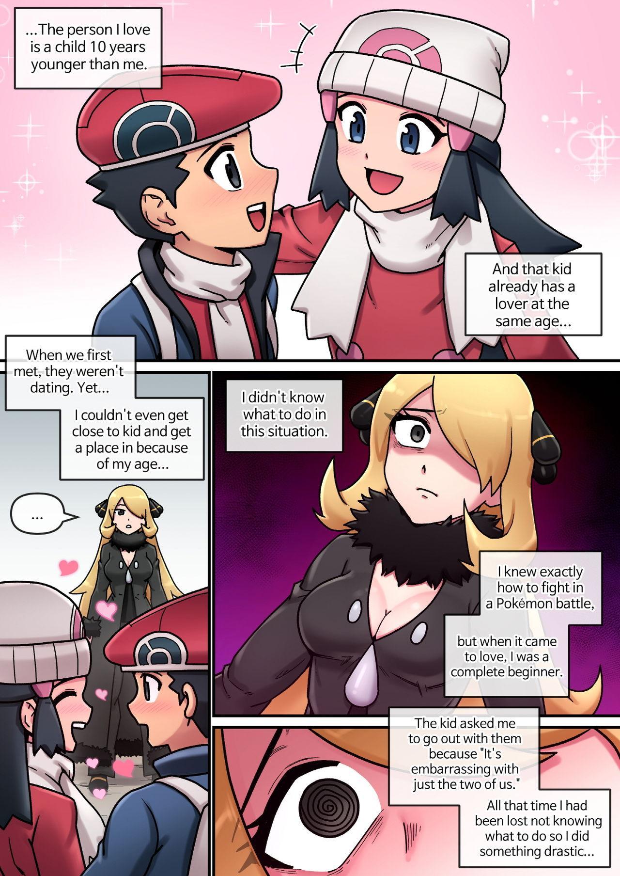 Pokemon Heroines 11