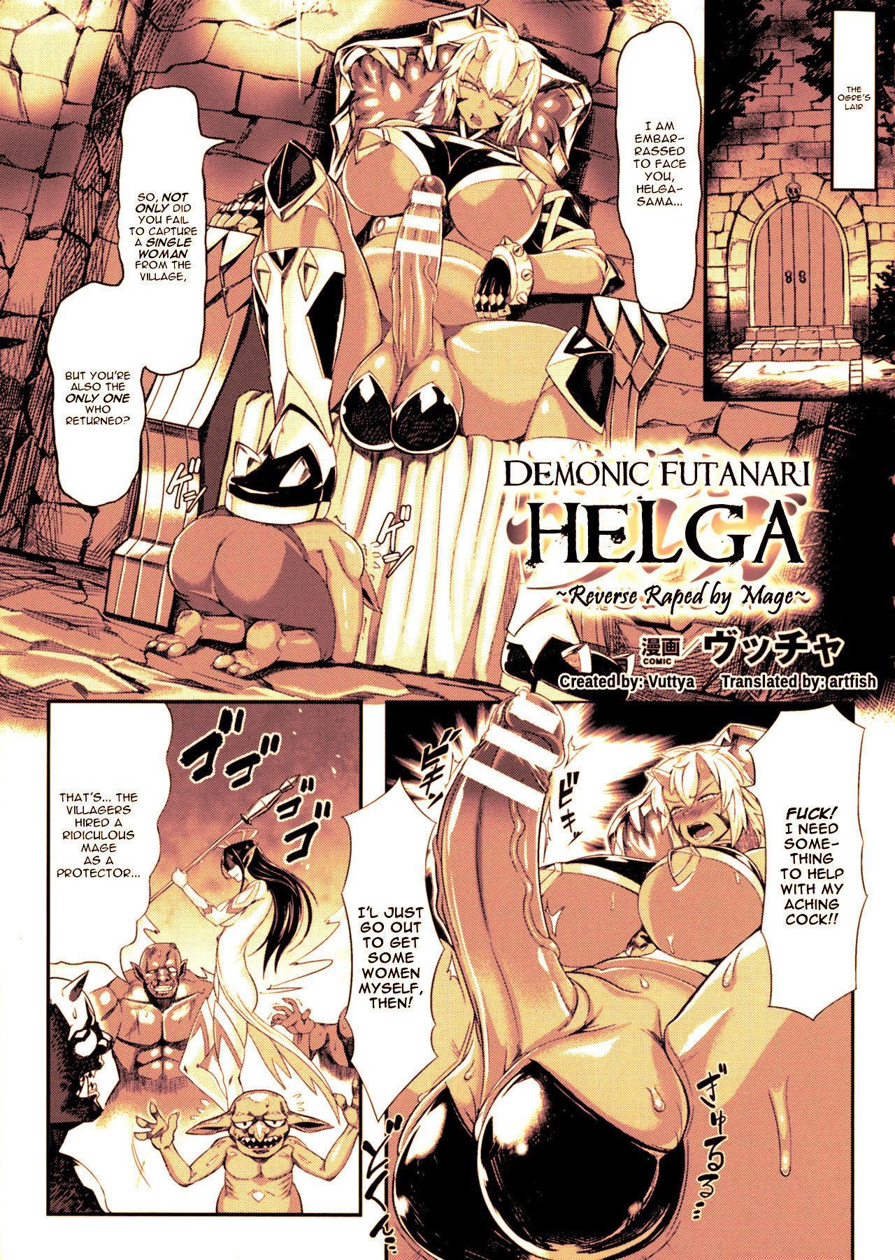 Futanari Inki Helga 1