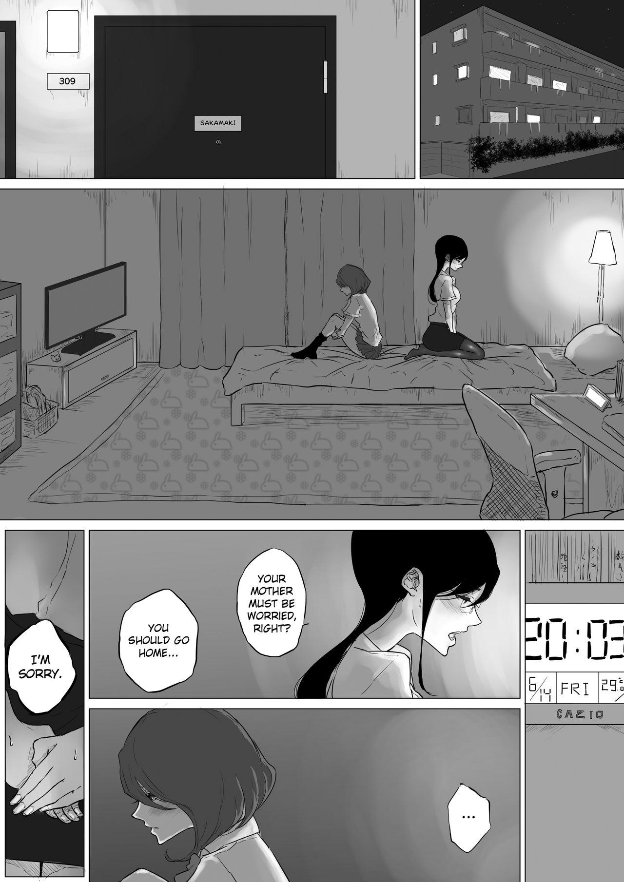 Sousaku Yuri: Les Fuuzoku Ittara Tannin ga Dete Kita Ken   I Went to a Lesbian Brothel and My Teacher Was There 14