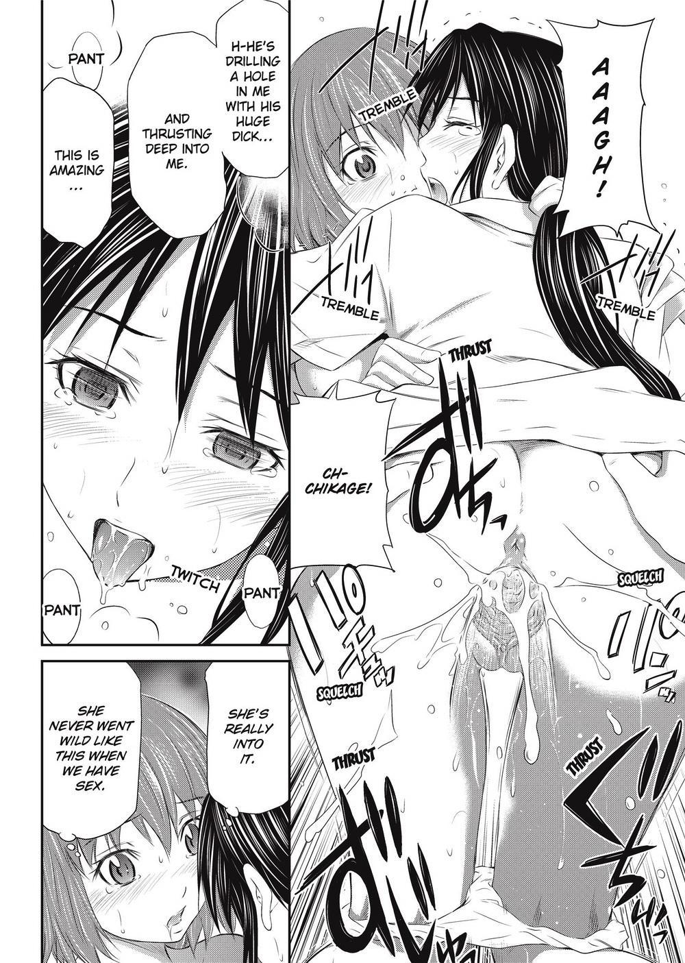 [Sabashi Renya] Momoiro Triangle [English] Uncensored 21