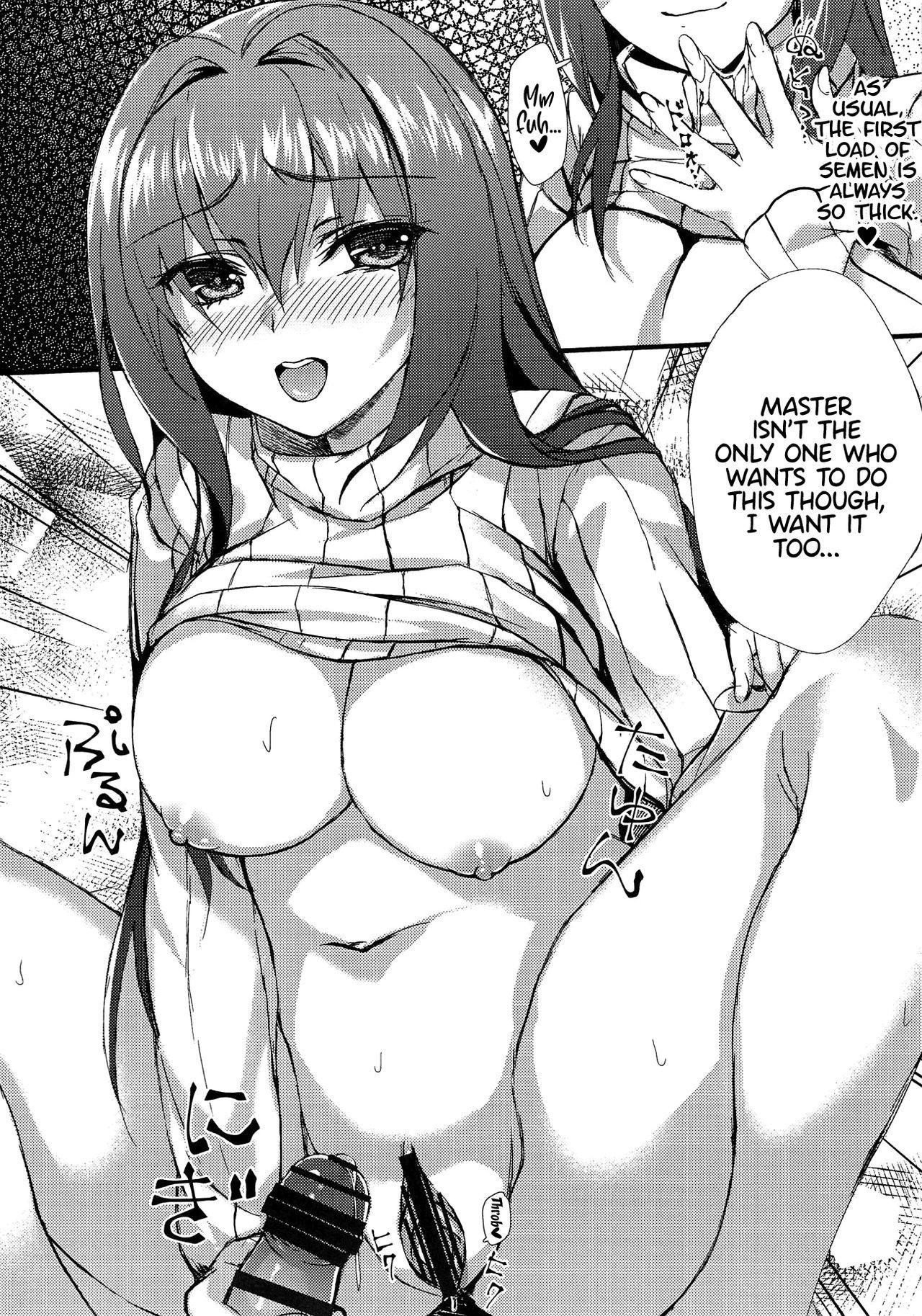 Shishou no Amai Yuuwaku 5