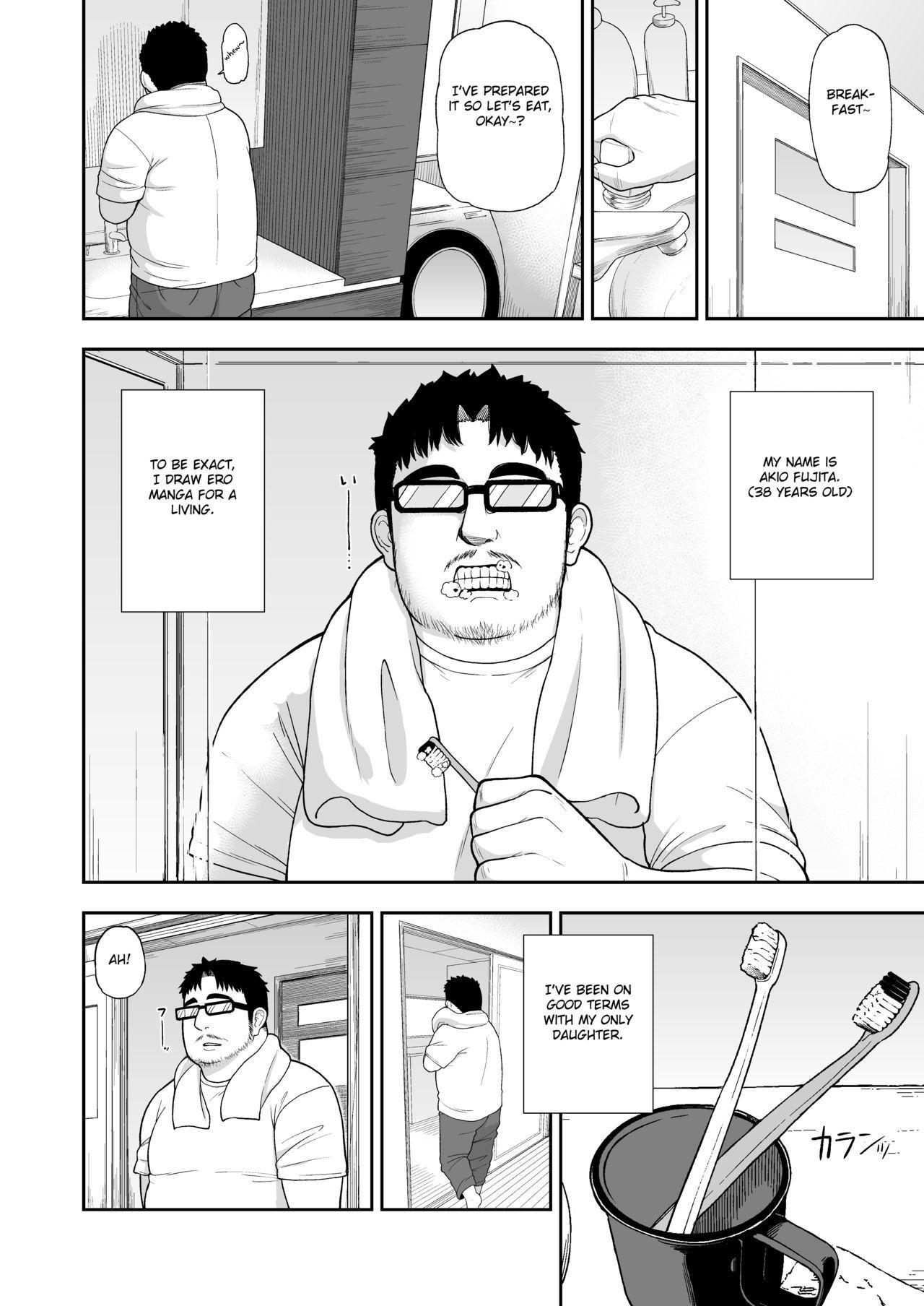 Jimi na Hitorimusume ga Tsuma no Kawari ni SeFri ni Natte kureta Hanashi 2