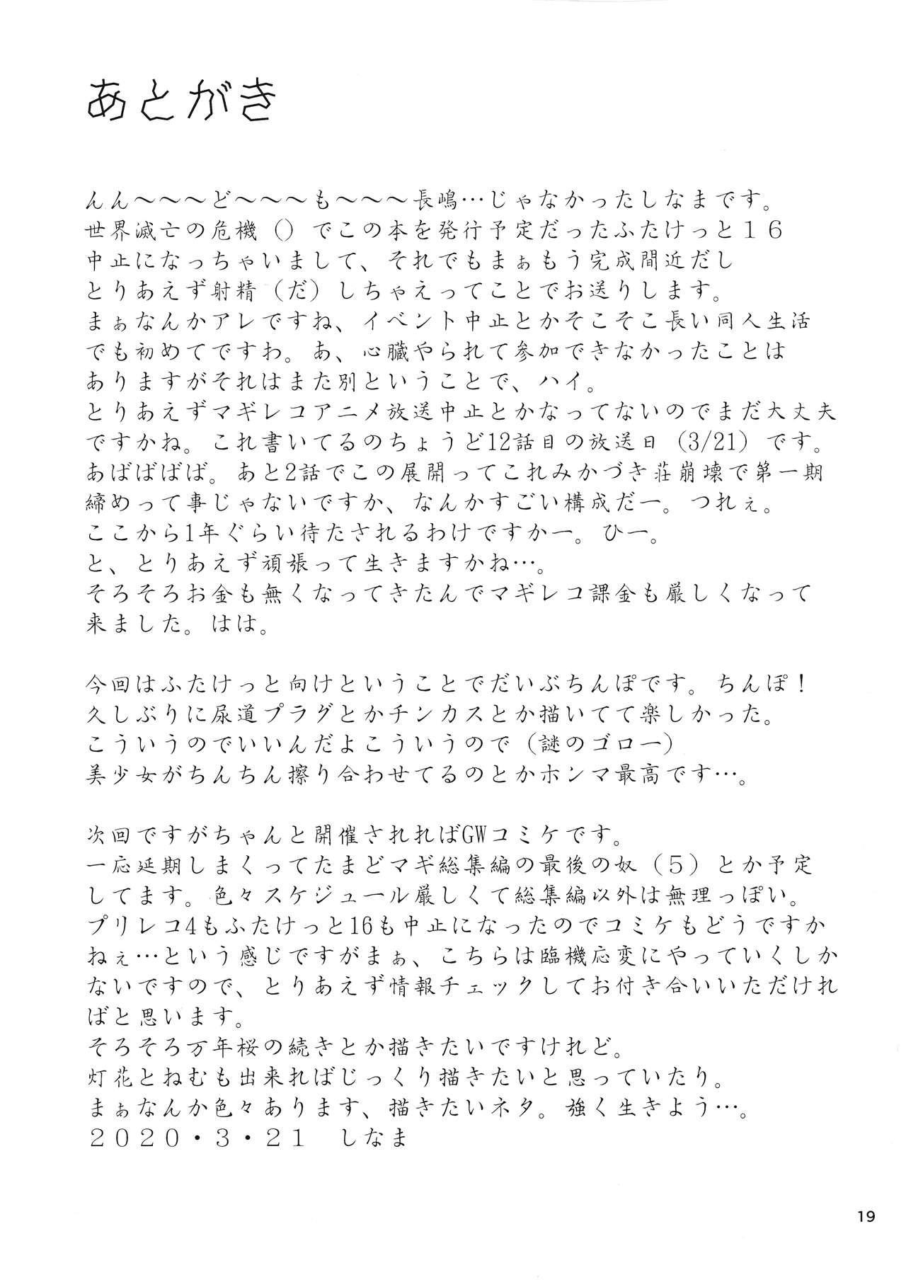 Shiawase no wa-iro 17