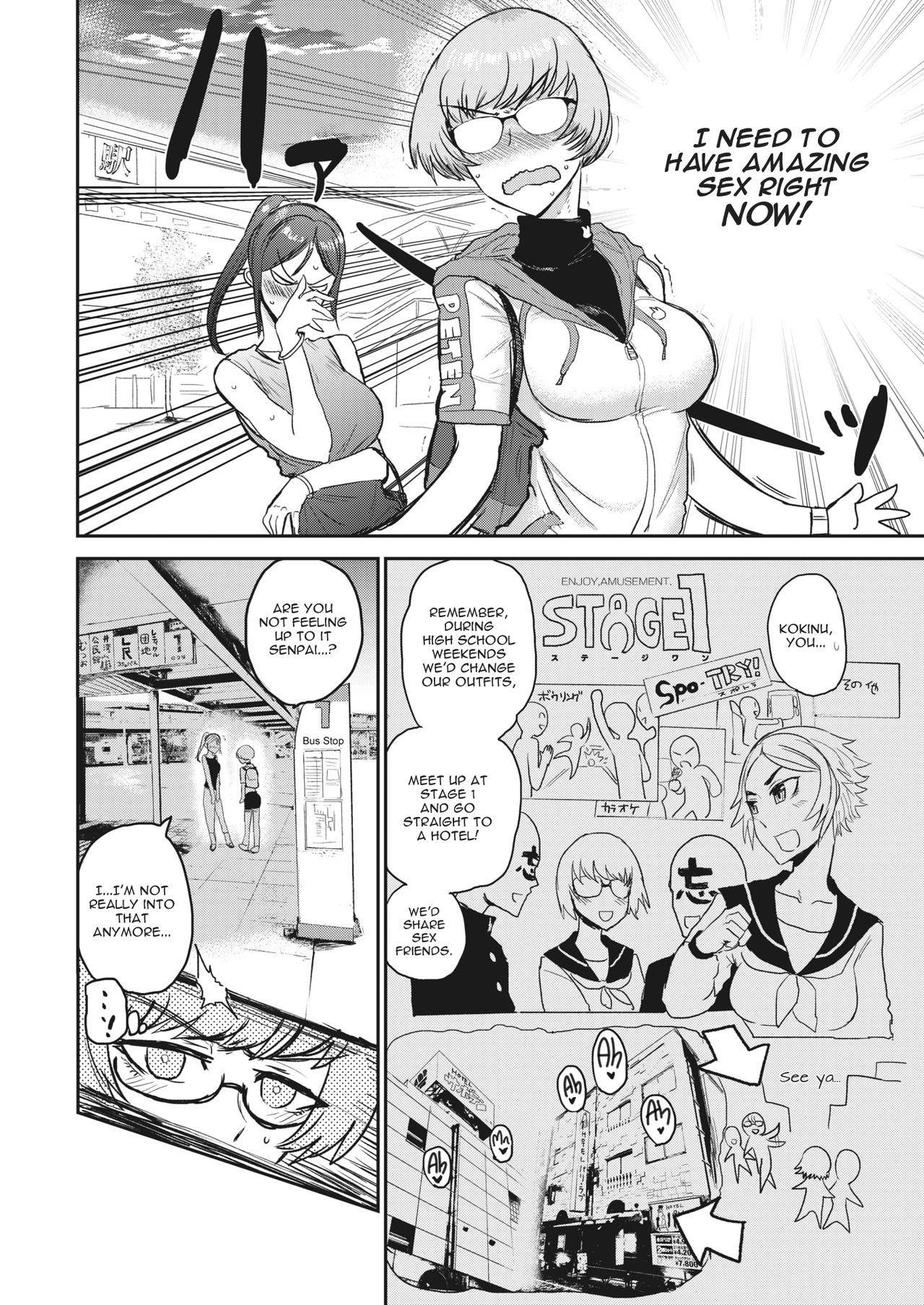 [ICHIGAIN] Tokihanatsu ~I am a top of breeder!~ | Let Loose ~I am a top of breeder!~ (COMIC Kairakuten 2020-05) [English] [Moko_T] [Digital] 3