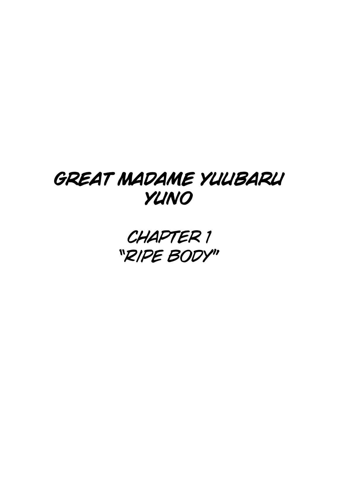 Heroine Harassment Great Madame Yuubari Yuno 9
