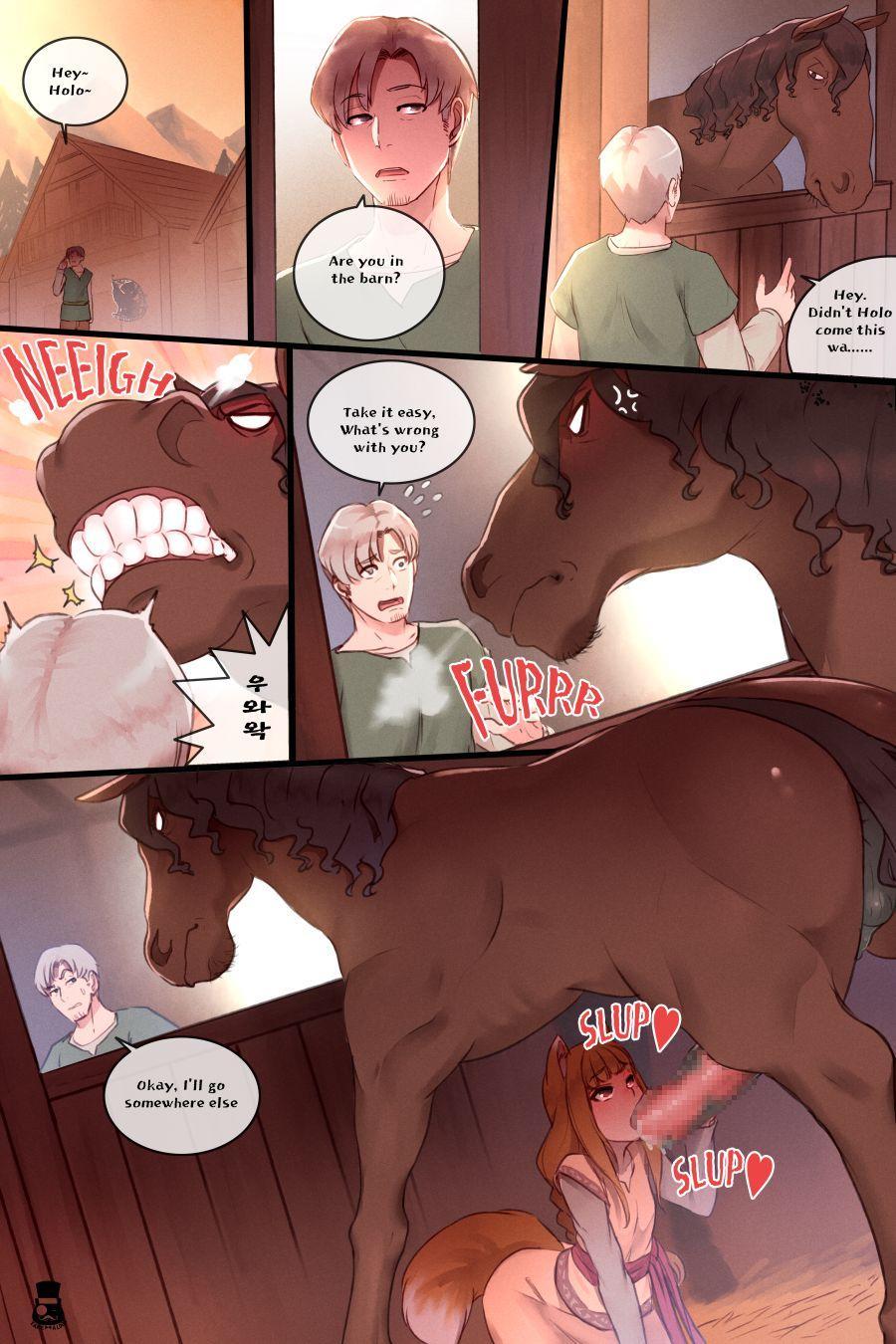 Horseshoe and Wolf 1