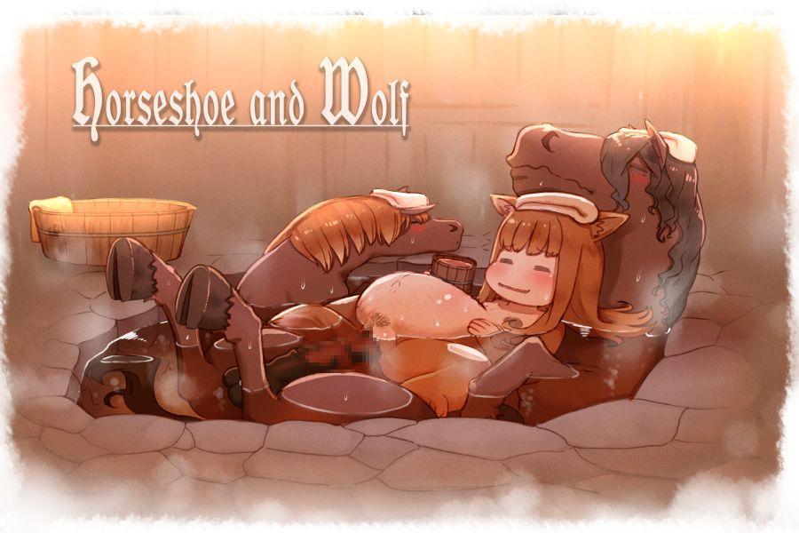 Horseshoe and Wolf 5
