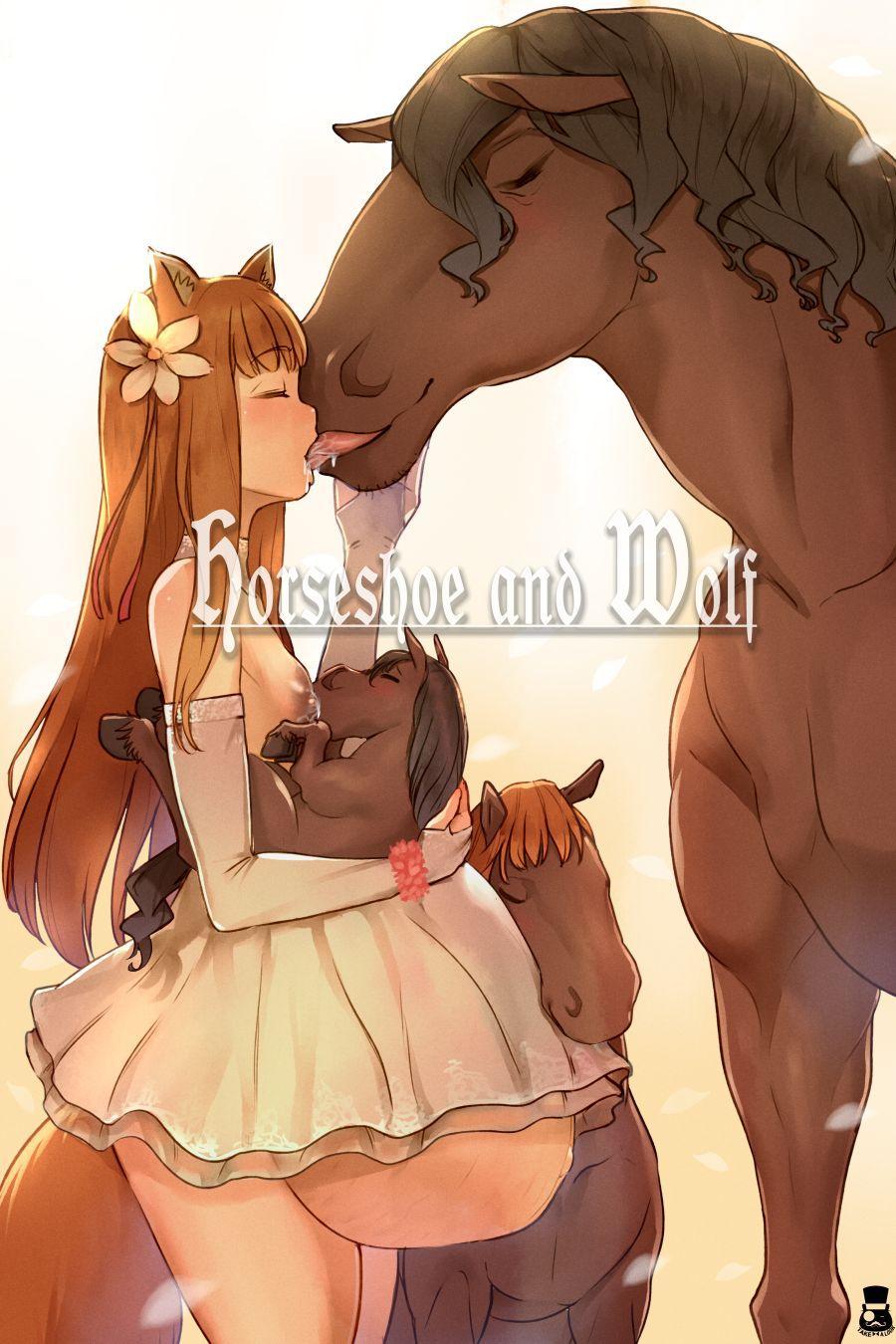 Horseshoe and Wolf 8