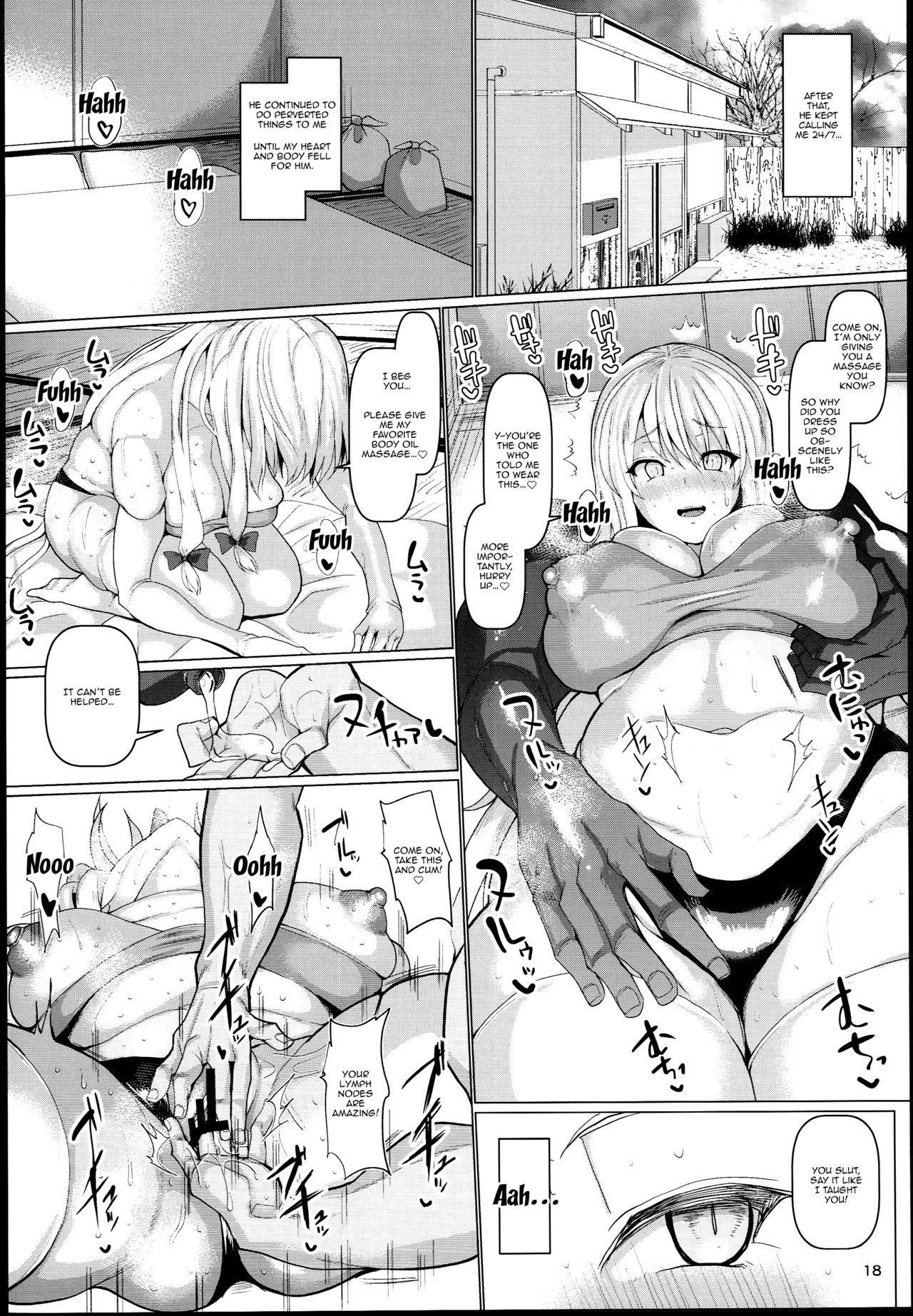 Sukima Youkai to Maji Kozukuri 18
