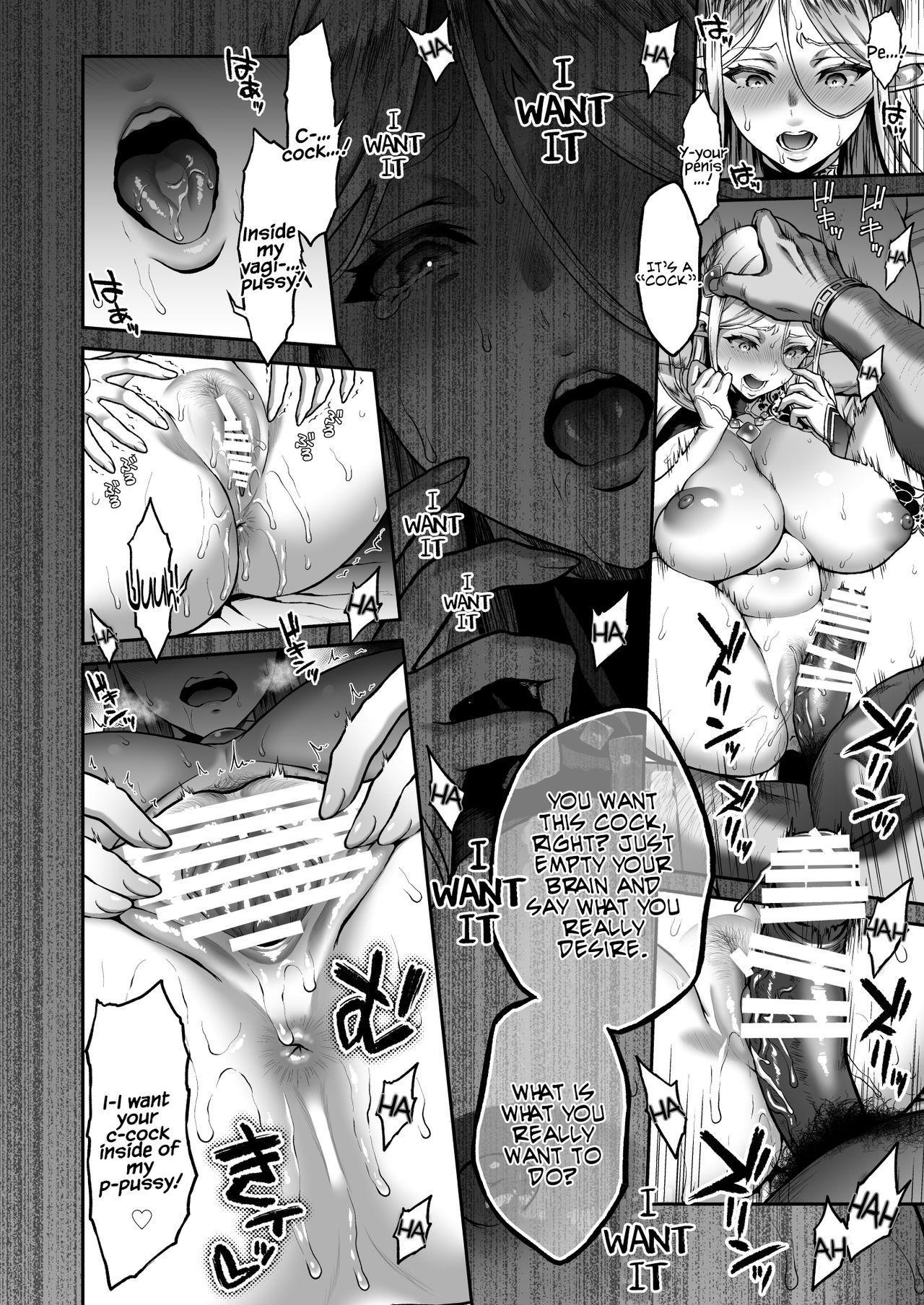 Tasogare no Shou Elf 5 | The Melancholy of the Prostitute Elf 5 24