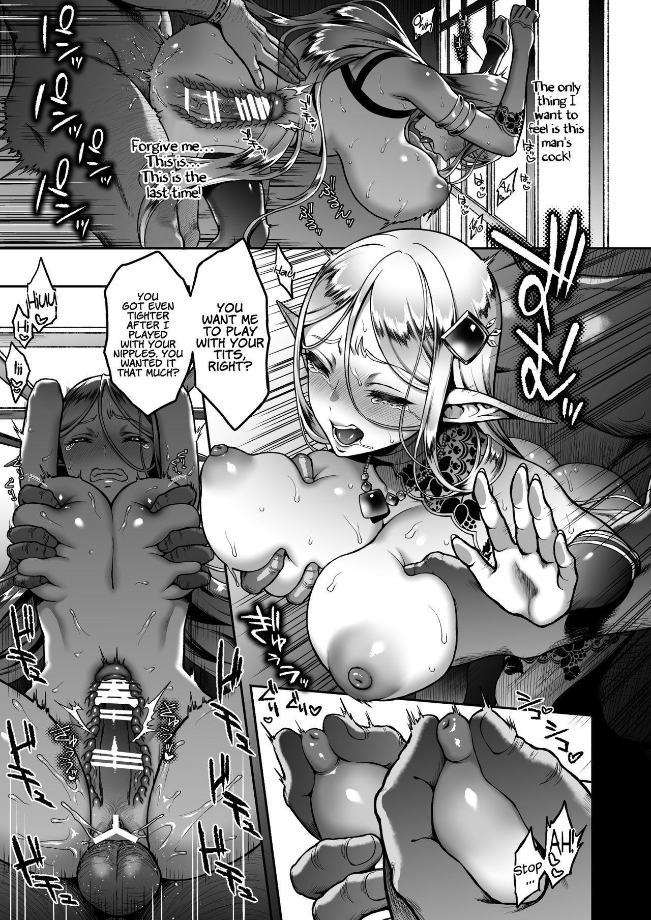 Tasogare no Shou Elf 5 | The Melancholy of the Prostitute Elf 5 29