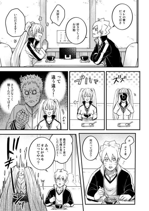 Ore no Musuko ga Nan datte!? 11