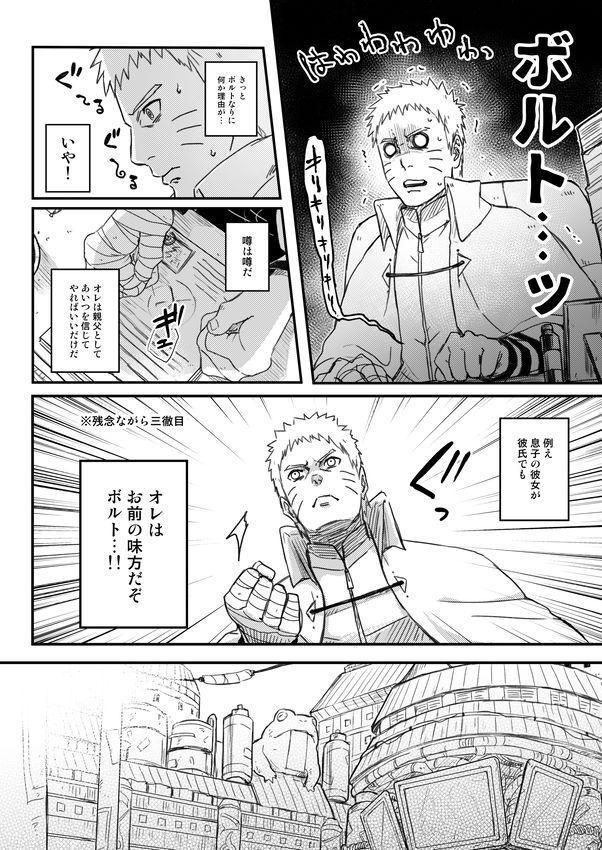 Ore no Musuko ga Nan datte!? 4