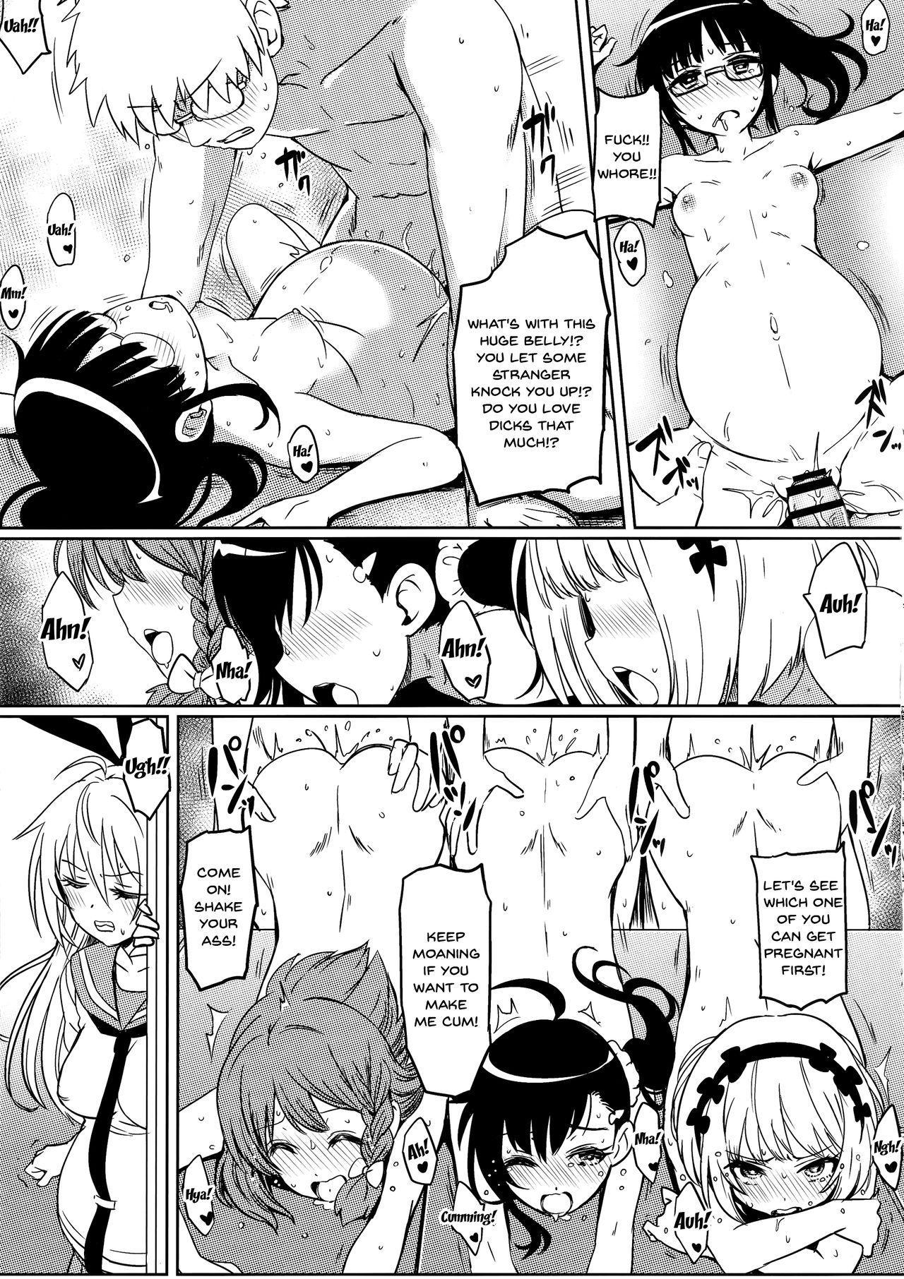 (C96) [Kaminari-neko (Eitarou)] Yamikoi -Saimin- 4 (Nisekoi) [English] [Doujins.com] 13