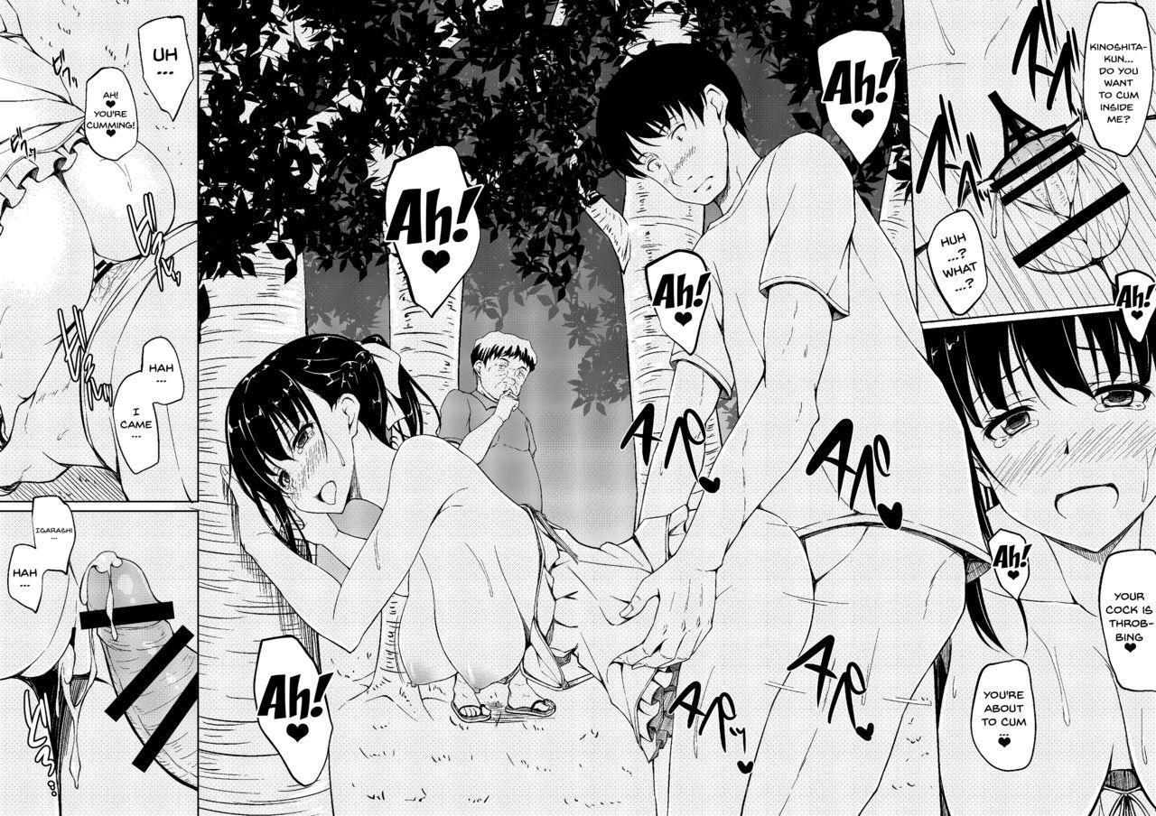 """Igarashi Yuzuha Choukyou Nisshi 3 """"Nee, Watashi to... Suru?"""" 19"""