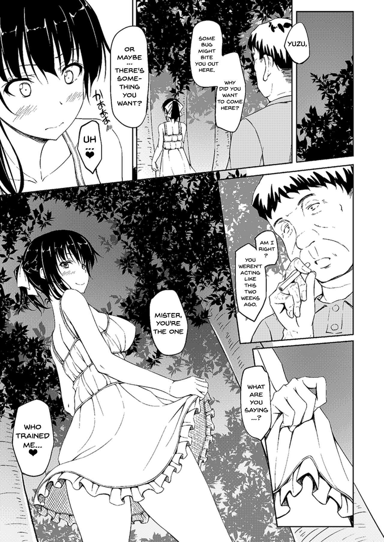 """Igarashi Yuzuha Choukyou Nisshi 3 """"Nee, Watashi to... Suru?"""" 4"""