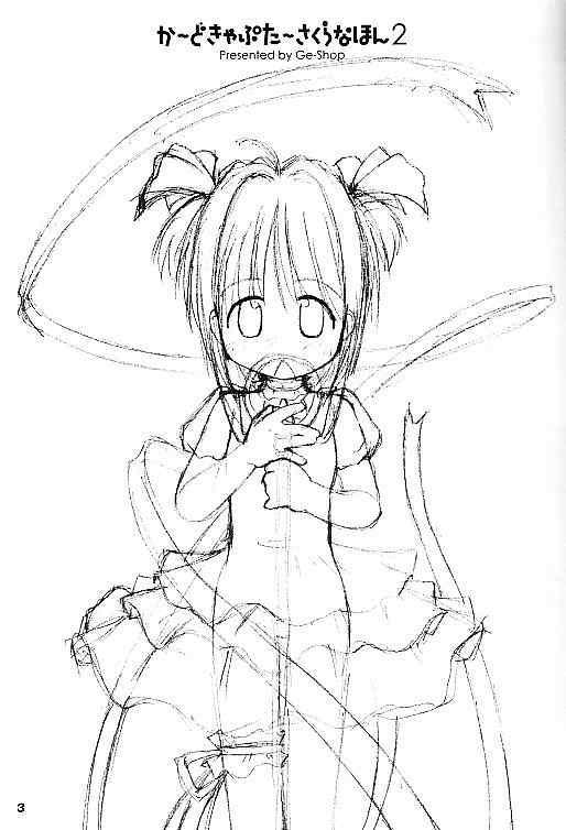 Cardcaptor Sakura na hon 2 1