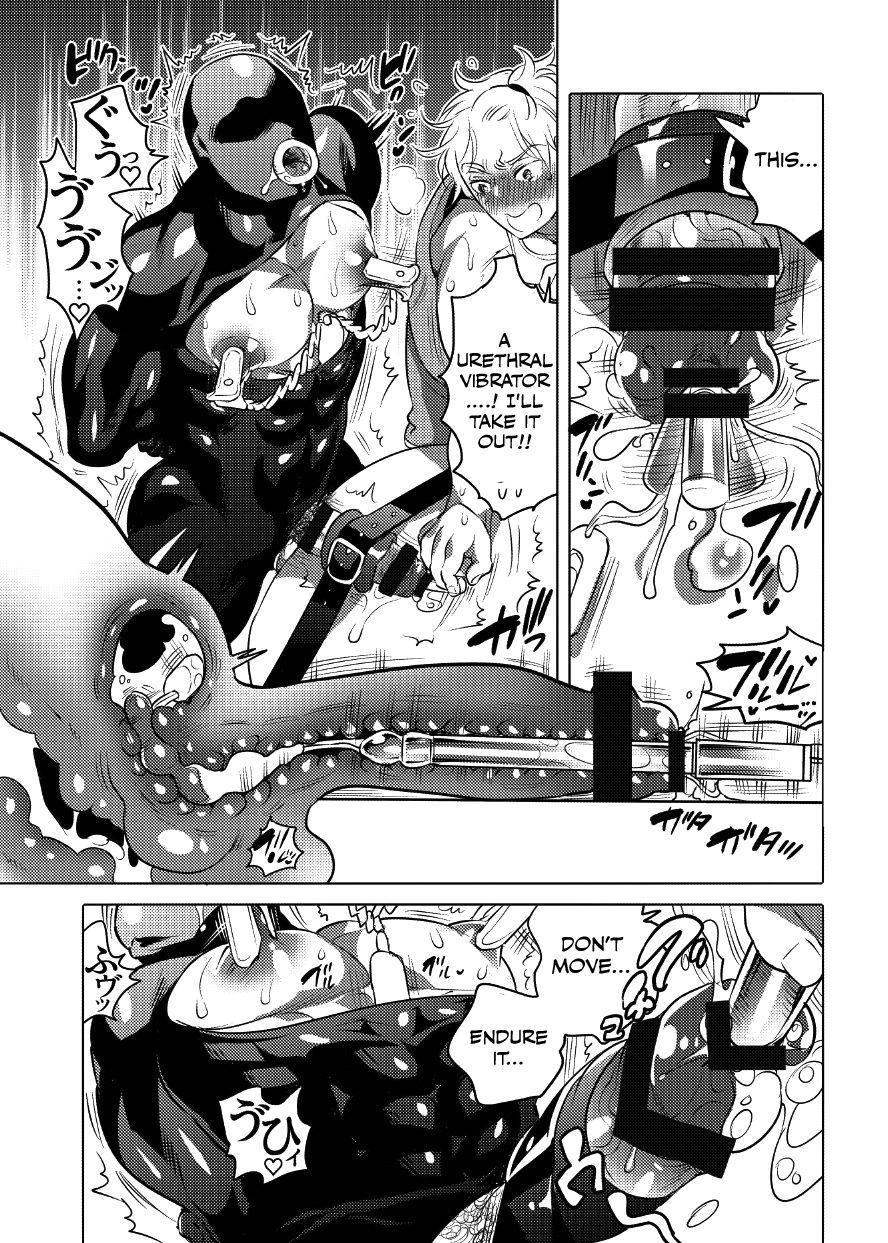Kigurumi Shori Ana Beit-kun 2 10