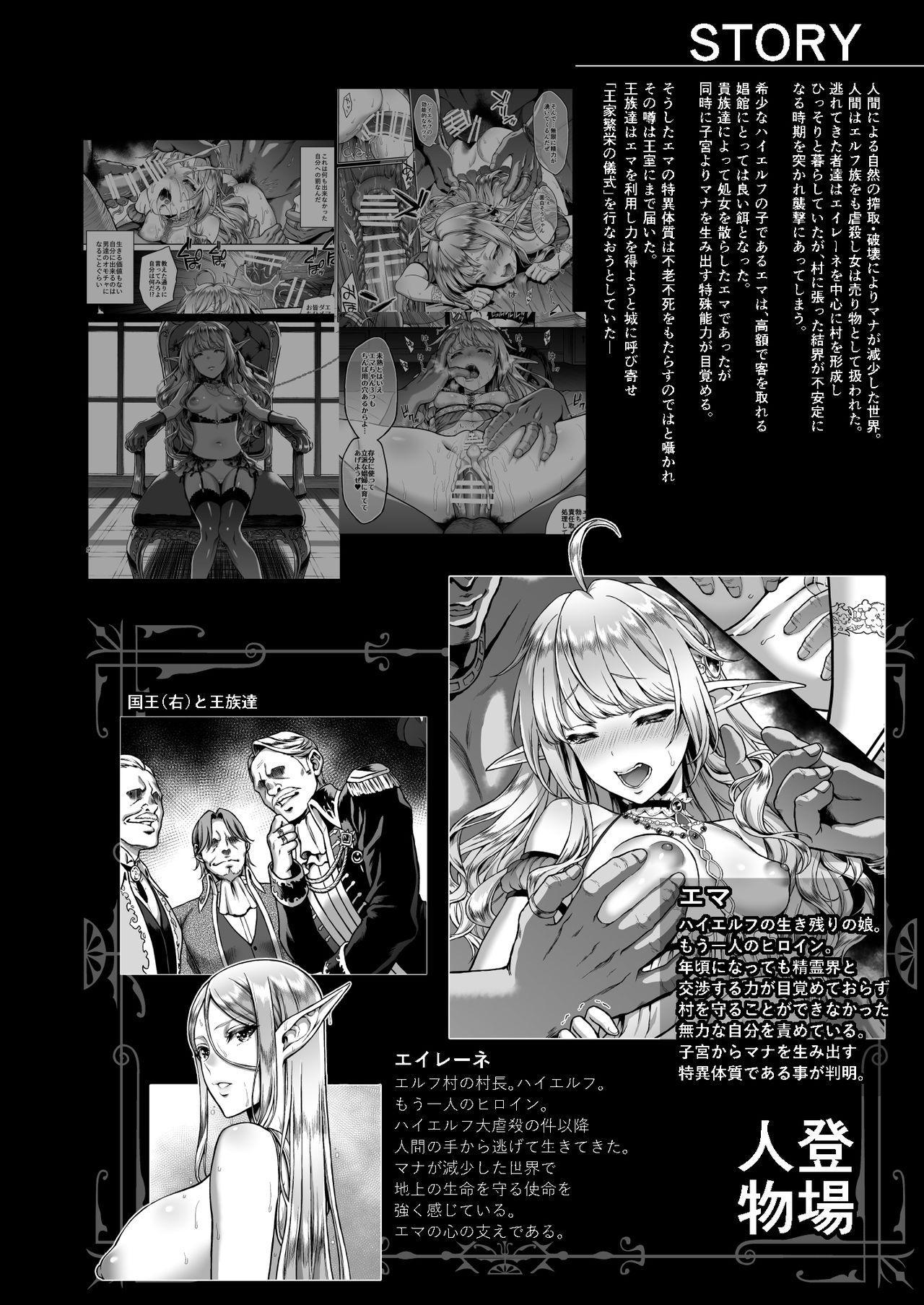 Tasogare no Shou Elf 6 - The story of Emma's side 1