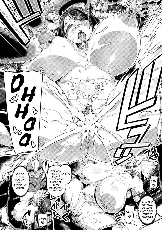 [Tabigarasu] Maou no Fukkatsu ~Arui wa Majo no Ketsumatsu~ | The Demon King's Revival ~ Or the Witch's End (Haiboku Otome Ecstasy Vol. 17) [English] [REWRITE] 13