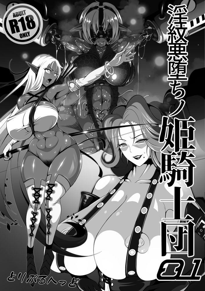 Inmon Akuochi no Hime Kishidan 1