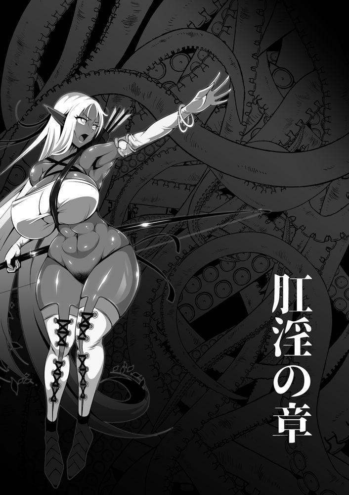 Inmon Akuochi no Hime Kishidan 28