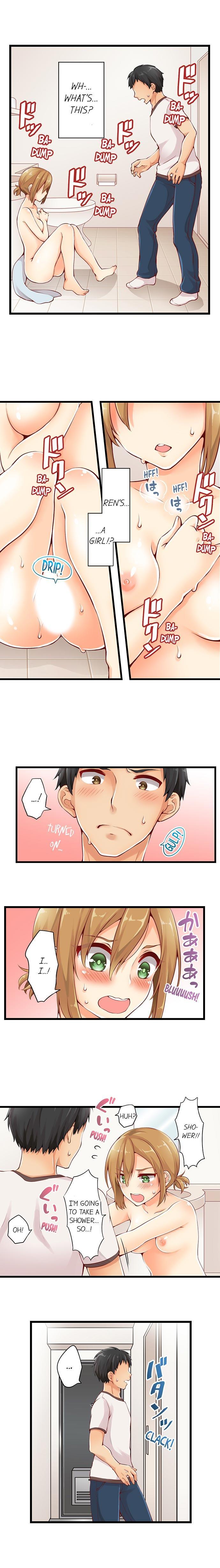 Ren Arisugawa Is Actually A Girl 10