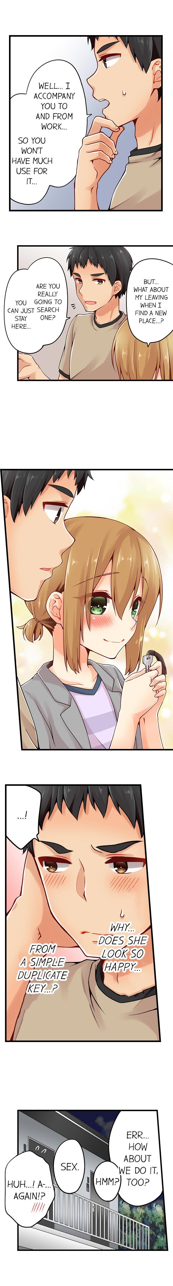 Ren Arisugawa Is Actually A Girl 437