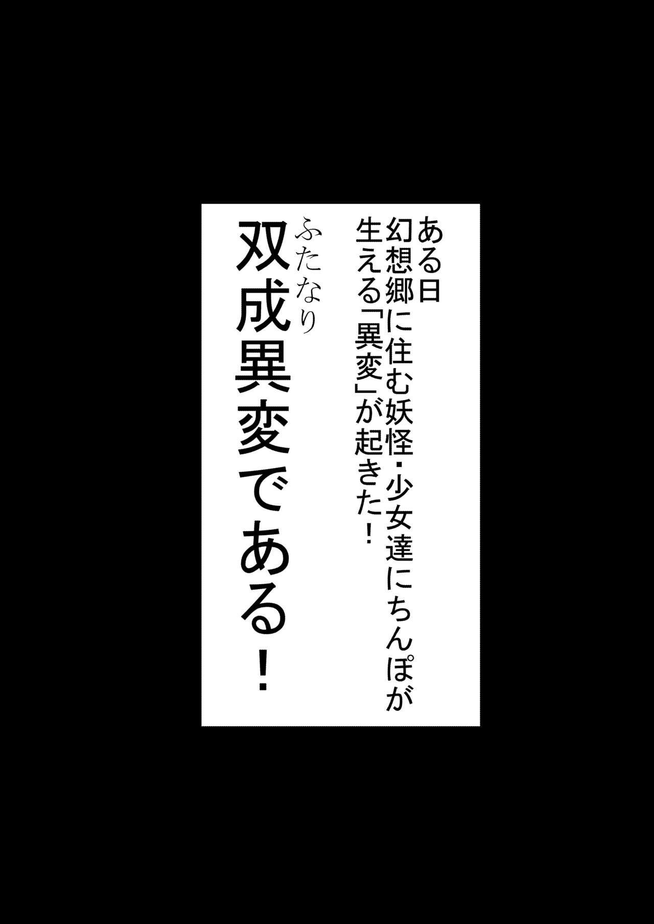 [Black_Sugar(Kari) (Kuroi Megane)] Touhou Futabusa ~Kazami Yuuka~ 2 (Touhou Project) [Digital] 1