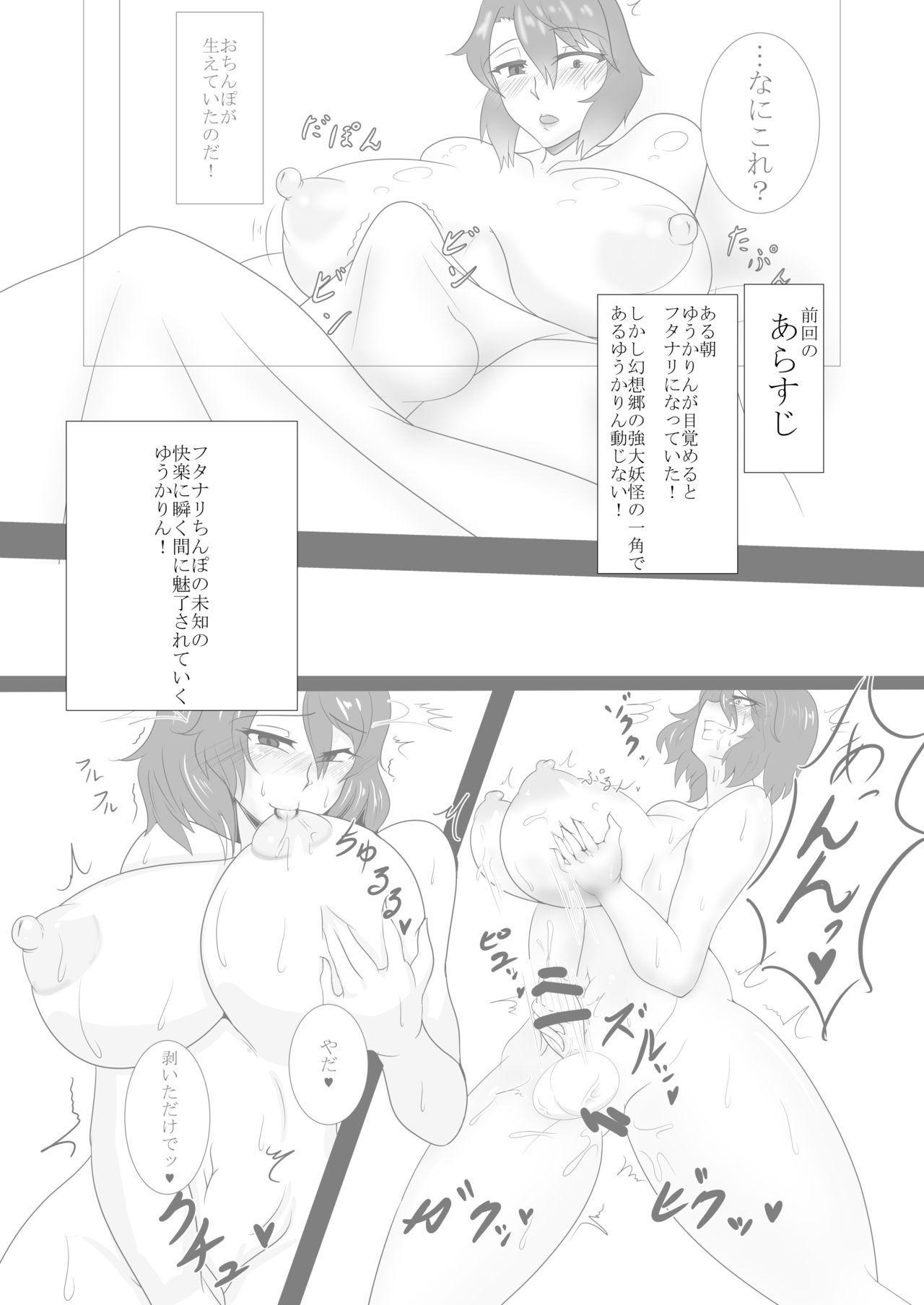 [Black_Sugar(Kari) (Kuroi Megane)] Touhou Futabusa ~Kazami Yuuka~ 2 (Touhou Project) [Digital] 2