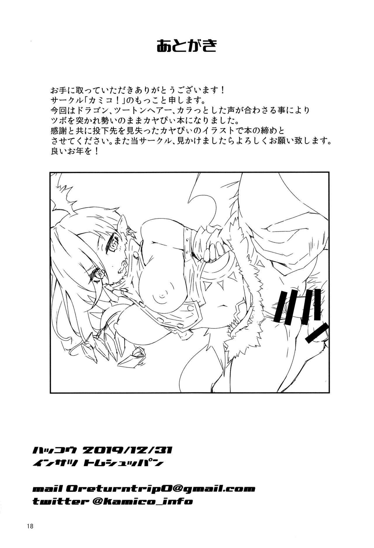 Mesu Dragon 17