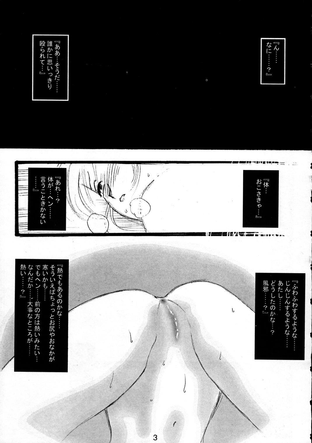 Nakenai Koneko 3