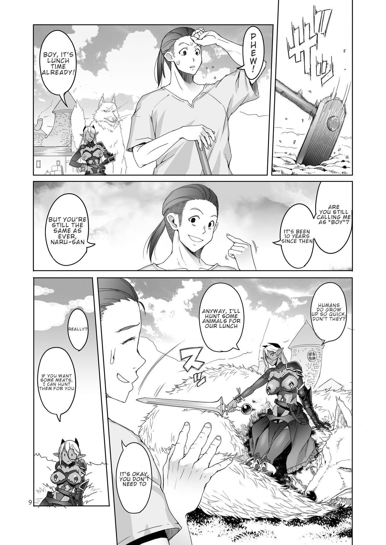 Dark Elf to Yorozu no Zenkou | Dark Elf's Everlasting Good Deeds 8