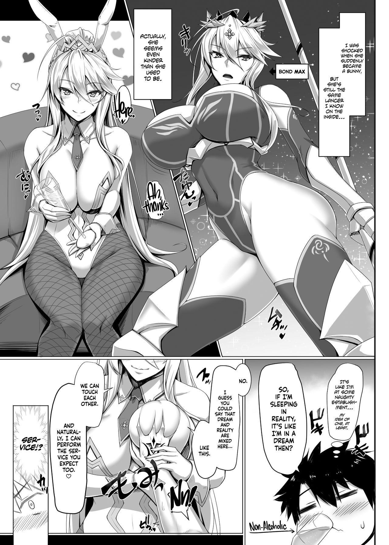 Bunny horny Amazing XNXX