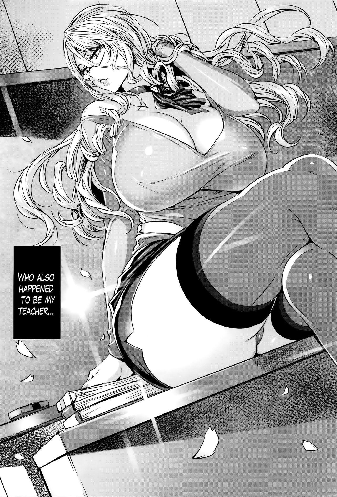 Kyuuketsu Jokyoushi No Kenzoku Seikatsu 14