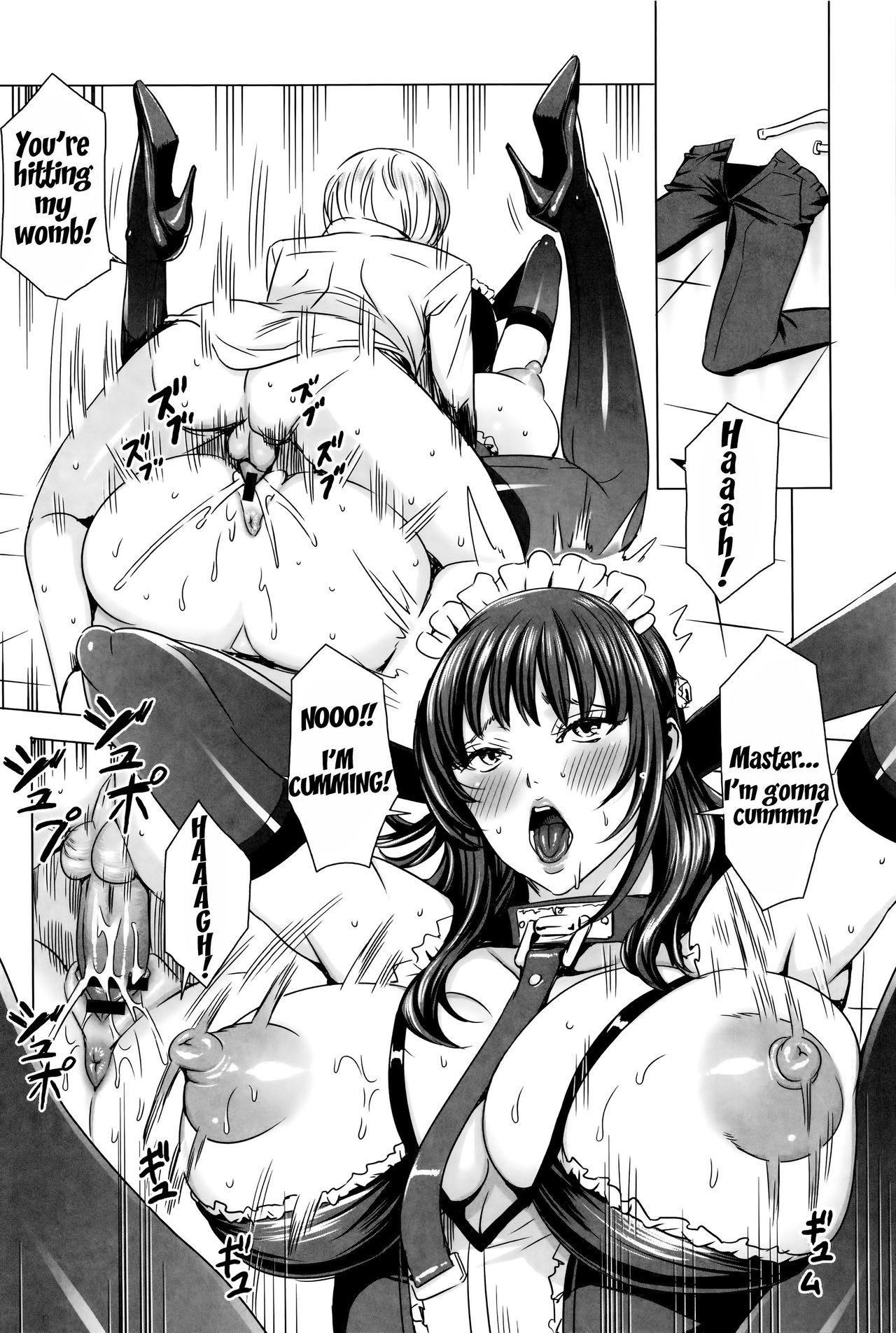 Kyuuketsu Jokyoushi No Kenzoku Seikatsu 183