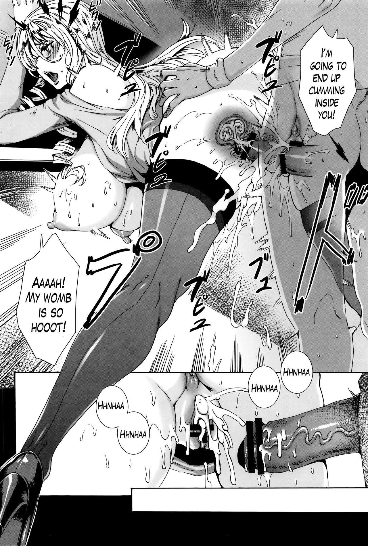 Kyuuketsu Jokyoushi No Kenzoku Seikatsu 31