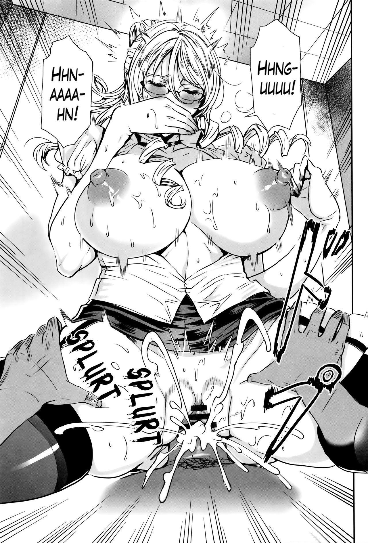 Kyuuketsu Jokyoushi No Kenzoku Seikatsu 52