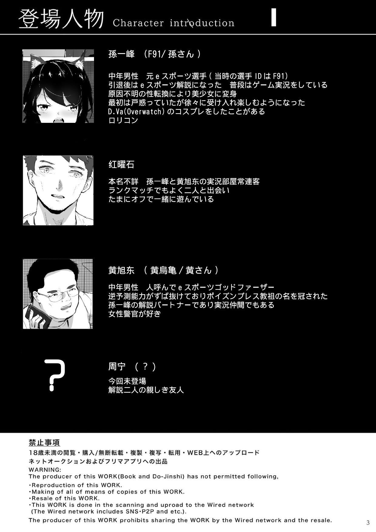 拱火天王孙*峰 中年男x强制喵化 1