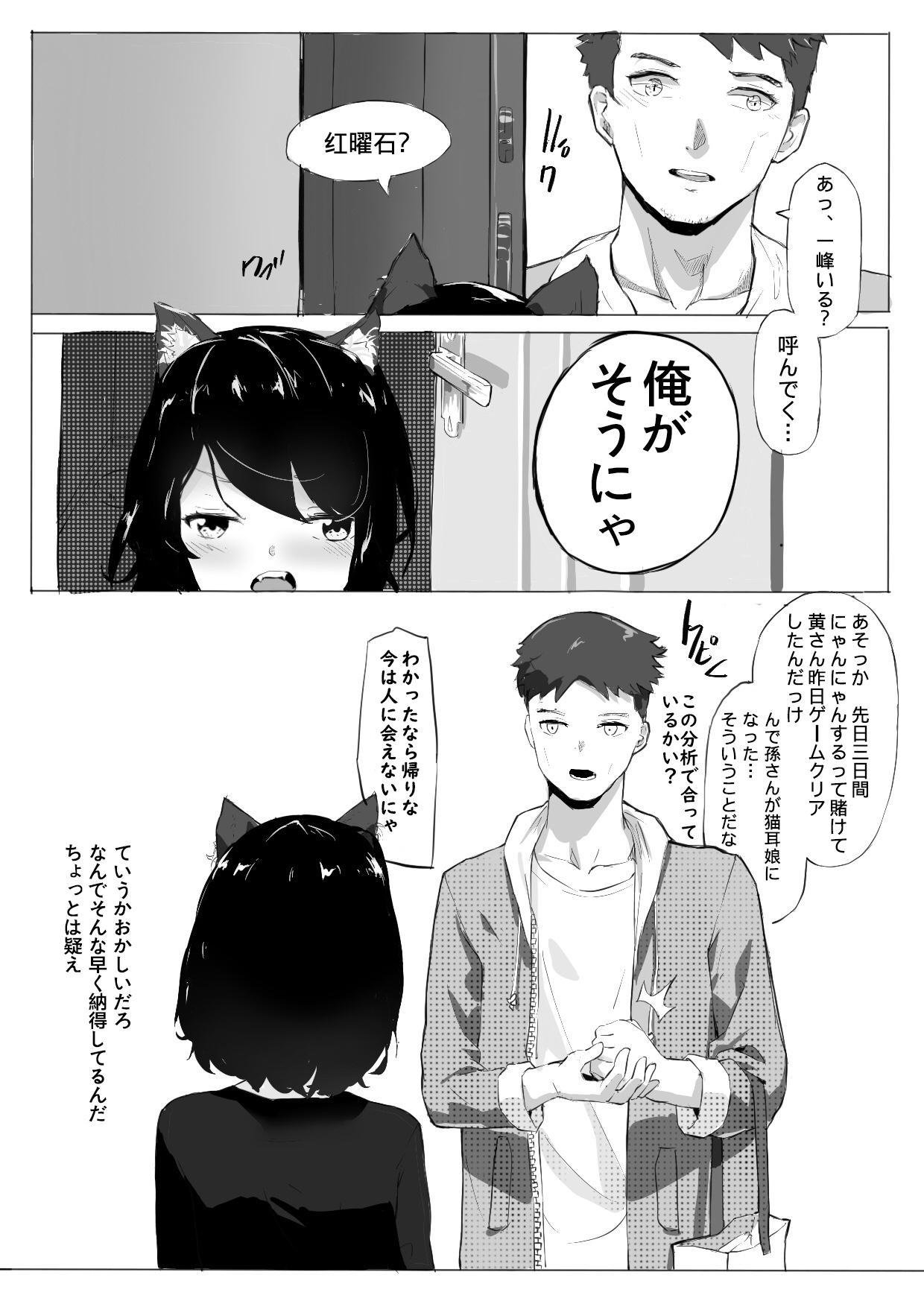 拱火天王孙*峰 中年男x强制喵化 8