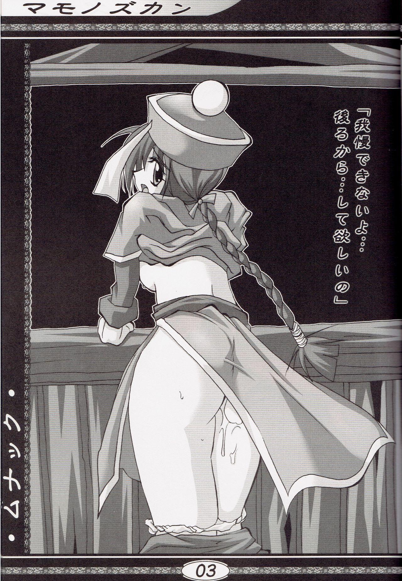 Mamono Zukan 3
