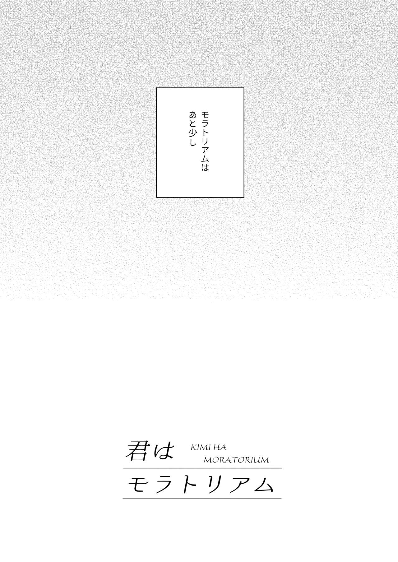 Kimi wa Moratorium 48