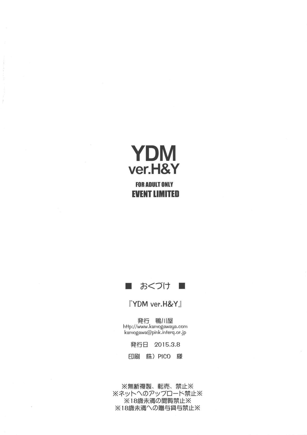 YDM ver.H&Y 13