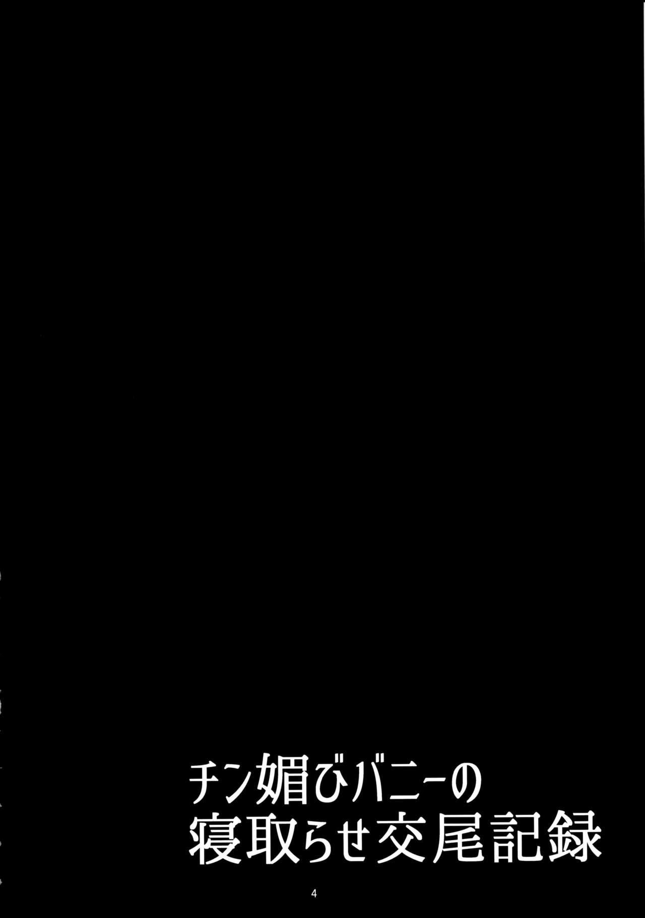Chin Kobi Bunny no Netorase Koubi Kiroku 2