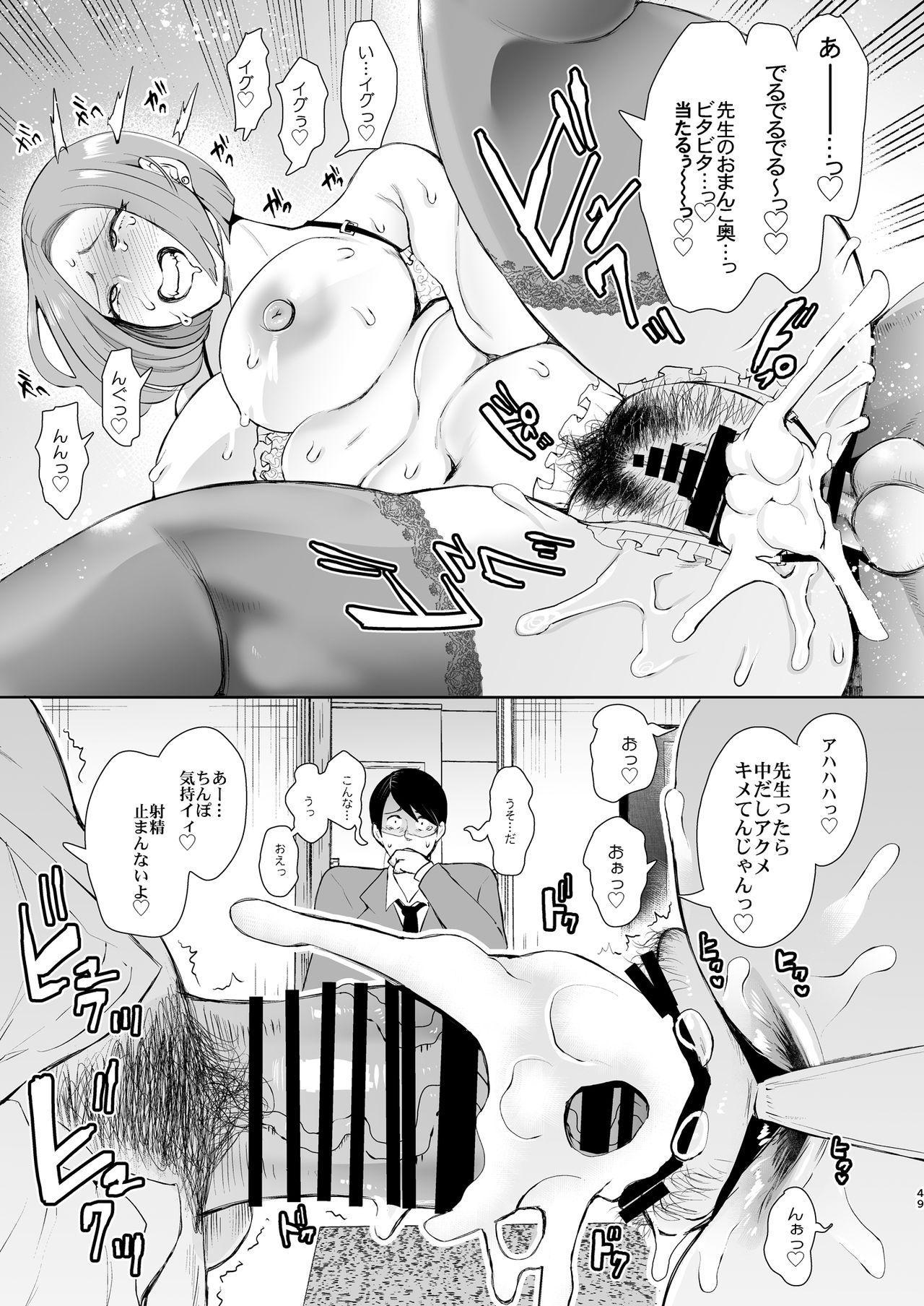 Fukushuu Ishiki Shihai Anji de Omoidoori ni Naru Onna 47